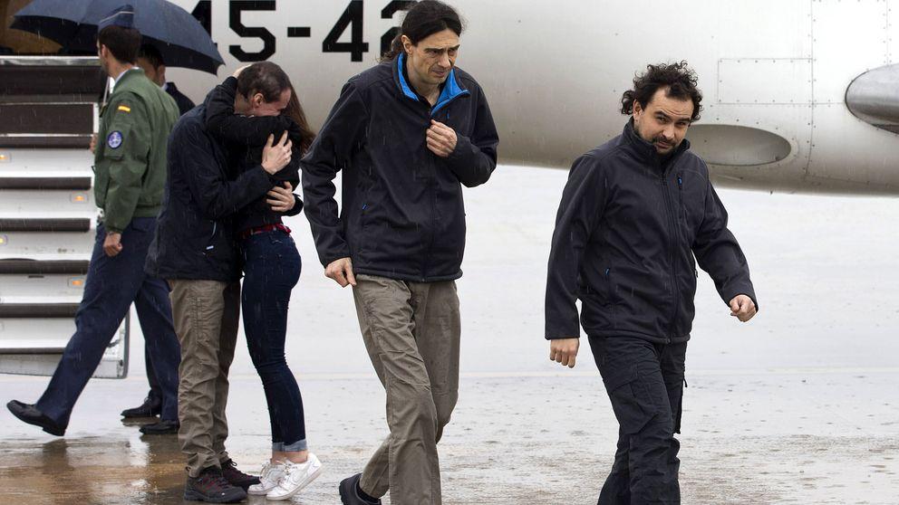 El periodista Ángel Sastre: Uno se acostumbra muy pronto a la libertad