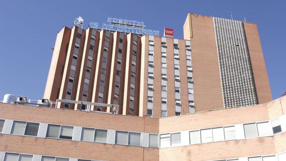 Foto: Exterior del Hospital 12 de Octubre de Madrid. (EFE)