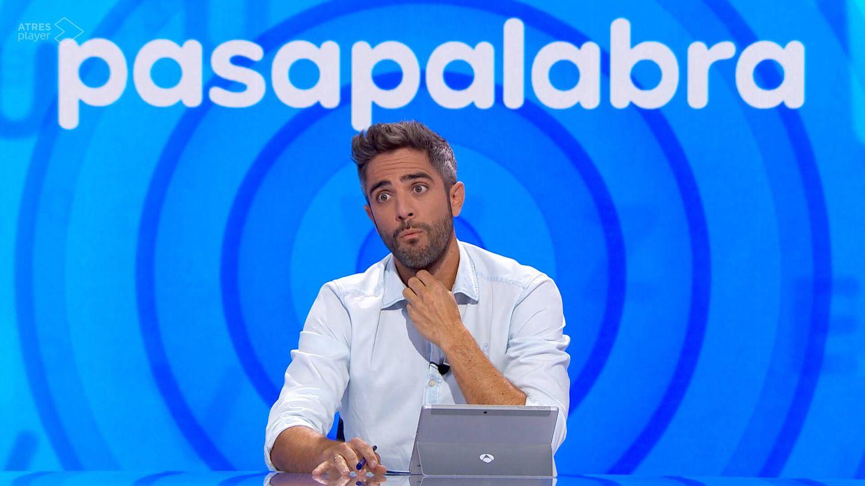 El presentador Roberto leal. (Atresmedia)
