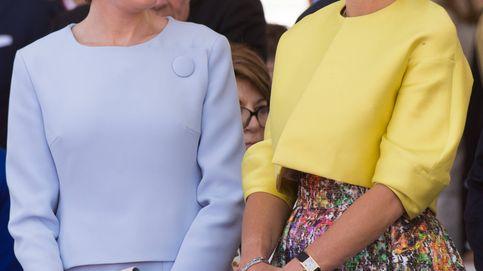 Máxima y Matilde y su nuevo 'round': los otros duelos de las reinas mejor avenidas