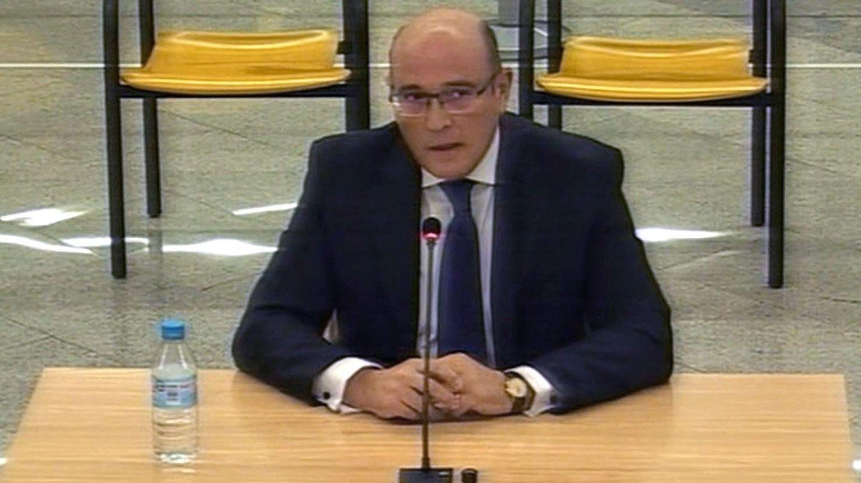 El coordinador del dispositivo policial del 1-O, Diego Pérez de los Cobos. (EFE)