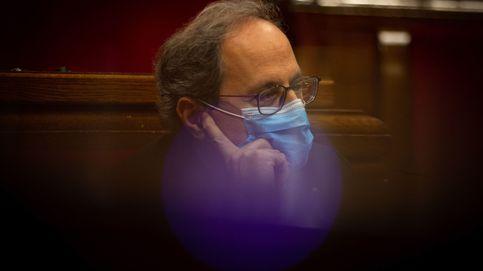 Torra ordena que la Generalitat se persone en la causa del 3% contra CDC