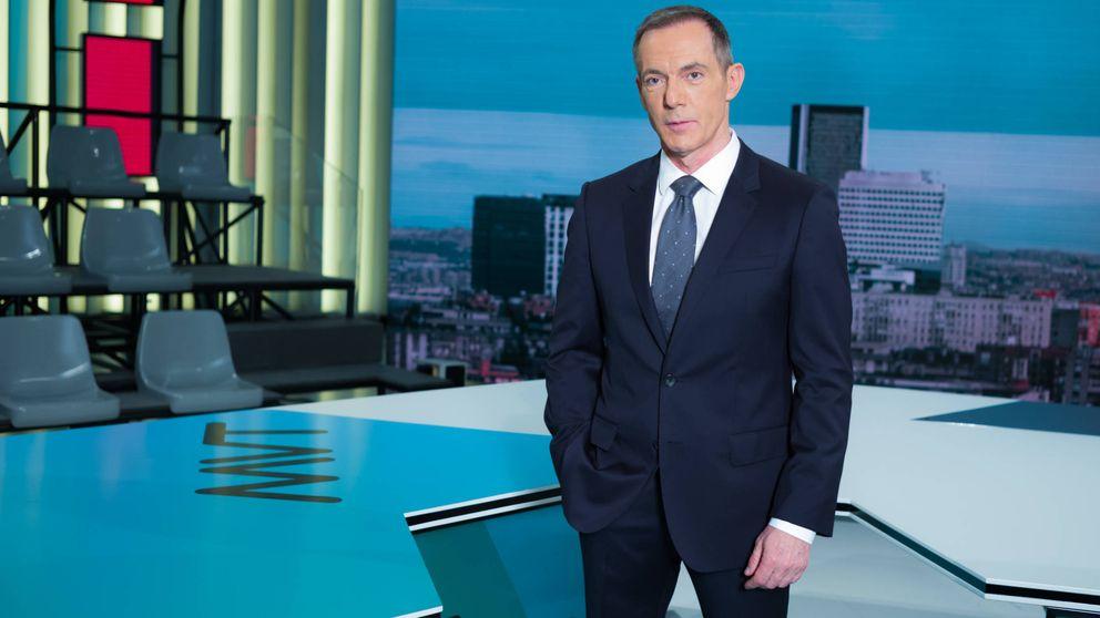 Hilario Pino regresa a Telemadrid para presentar '¿Dónde estabas entonces?'