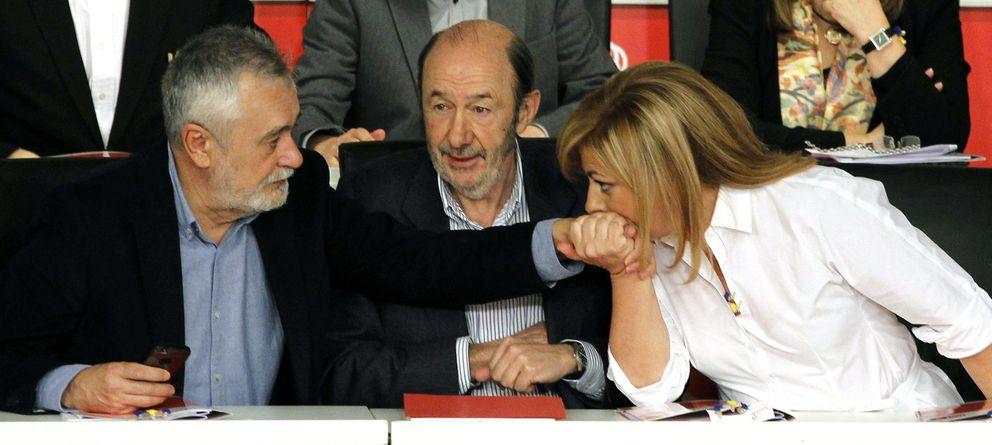 Foto: Griñán era el presidente de la Junta de Andalucía durante el período que está siendo investigado por la UDEF. (EFE)