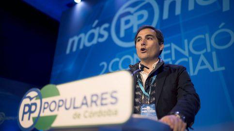 La semana negra de Nieto, el elegido de Cospedal para ganar en Andalucía