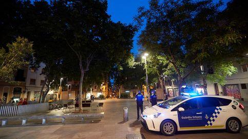 Barcelona desaloja a 5.500 personas de botellones y multa a 200 en una semana
