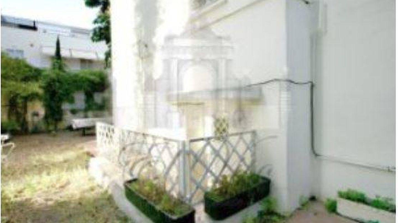 Fachada de la casa que ha adquirido José María Aznar Jr en El Viso.