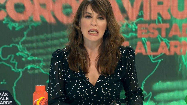 La presentadora Mamen Mendizábal. (Atresmedia)