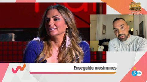 Luis Rollán responde tajante a las acusaciones de bienqueda de Sylvia Pantoja en 'Viva la vida'