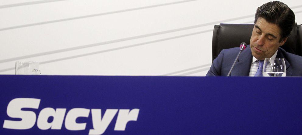 Foto: El presidente de la constructora española Sacyr, Manuel Manrique. (EFE)