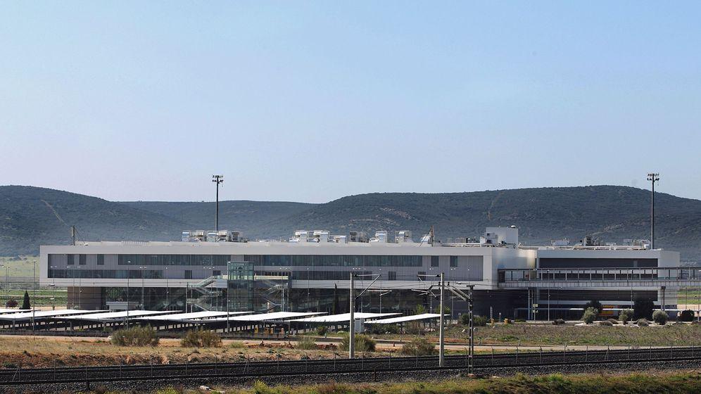 Foto: Terminal del aeropuerto de Ciudad Real. (EFE)
