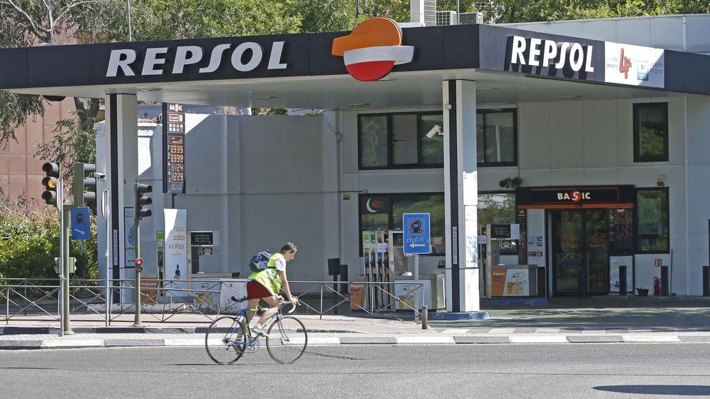 Foto: Una gasolinera de Repsol. (EFE)