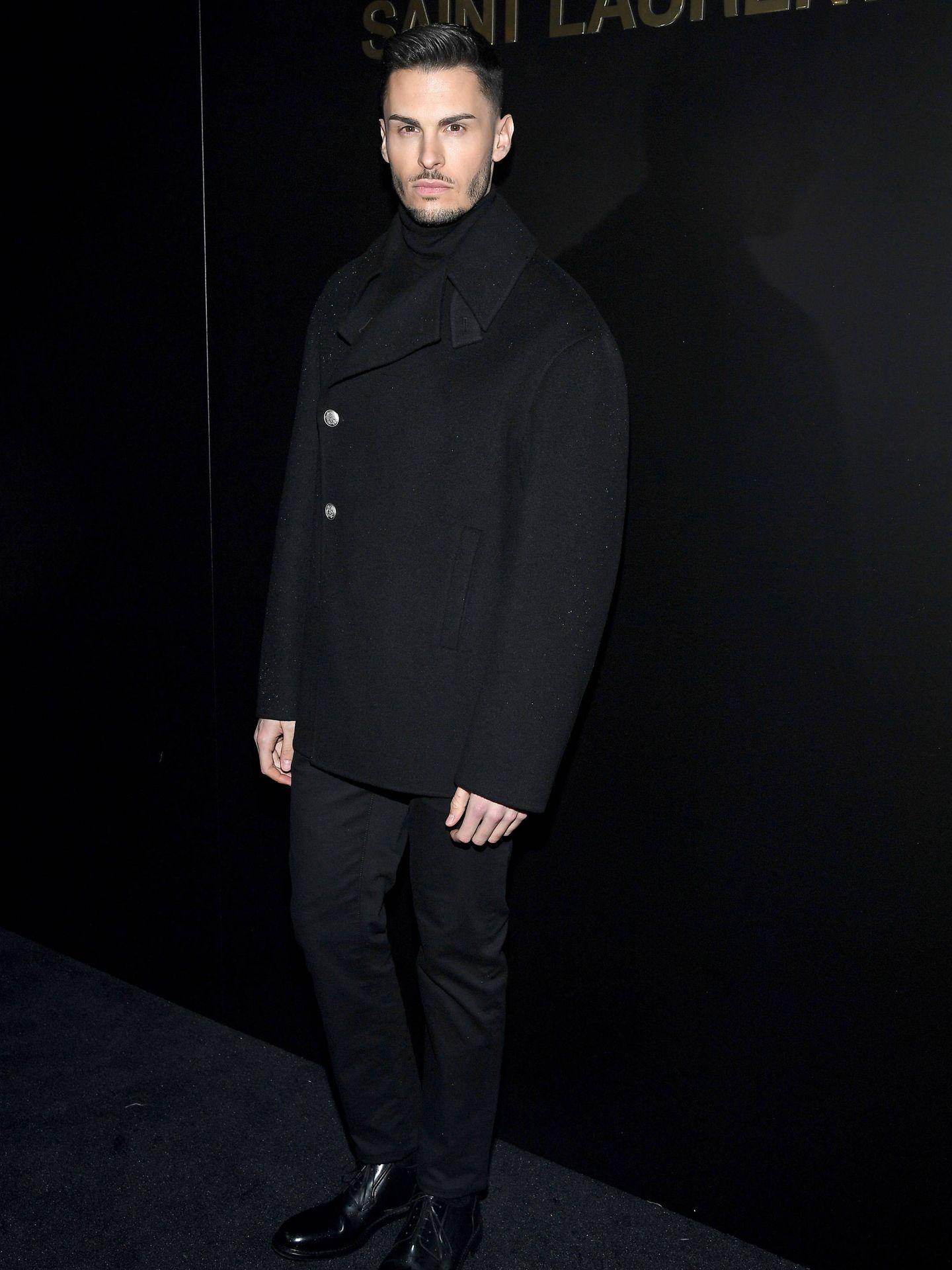 Baptiste Giabiconi. (Getty)