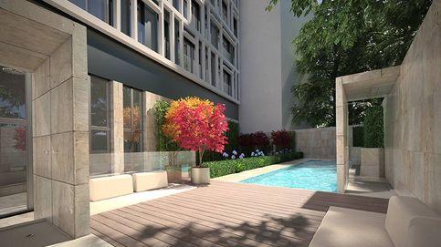 Pelotazo de lujo, los inversores de Serrano 7 revenden sus pisos
