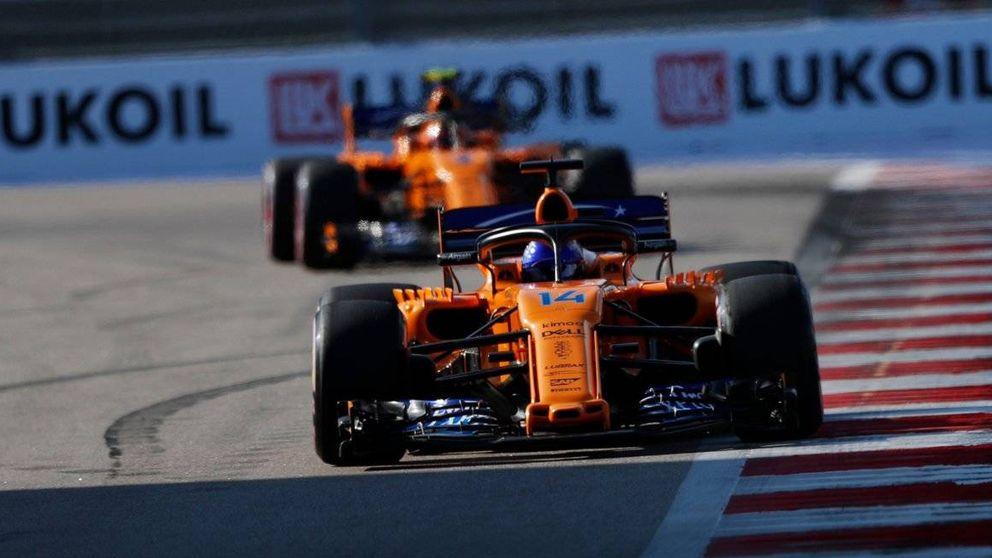 Alonso y McLaren, a sufrir de lo lindo si no suena fuerte la flauta en Rusia