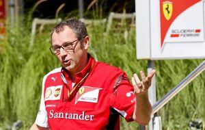 Domenicali: Alonso nunca ha sido negativo frente a Ferrari