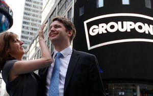 Groupon se estrella en bolsa debido a sus decepcionantes resultados