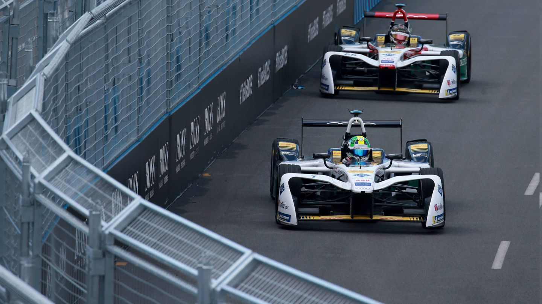 El FE04 dio a Audi el título de Marcas en la Fórmula E al concluir la temporada 2017-2018.