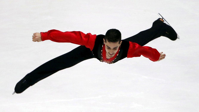 Javier Fernández, al asalto de su tercer Mundial consecutivo de patinaje artístico