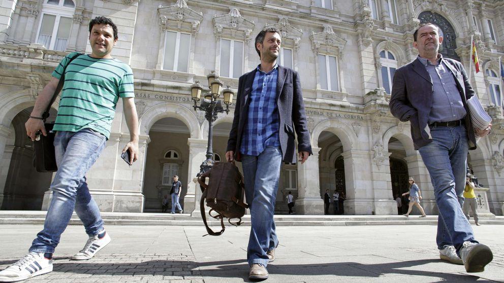 Las candidaturas ciudadanas llevarán el ayuntamiento a la calle en su investidura