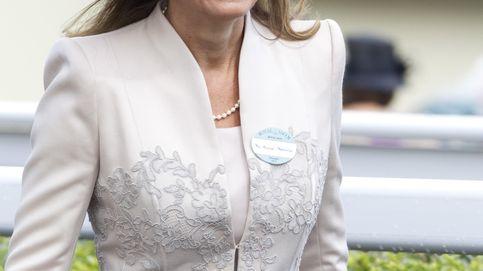 La madre de Kate Middleton niega, vía burofax, una crisis matrimonial