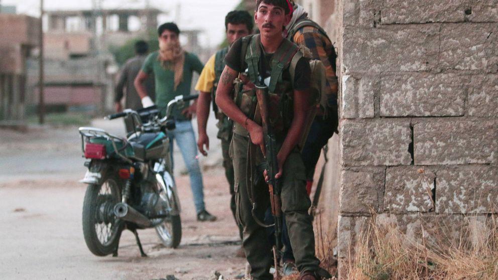 Turquía se mete de lleno en Siria para atacar al ISIS... y a sus peores enemigos