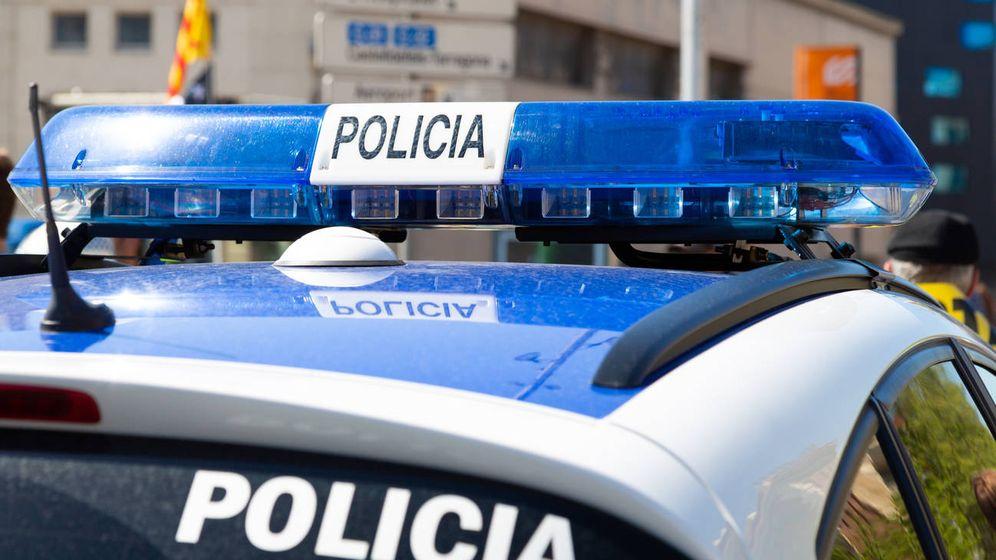 Foto: Coche oficial de Policía Nacional. (iStock)