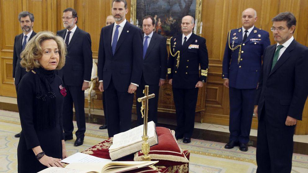 Consuelo Madrigal toma posesión hoy como fiscal general del Estado