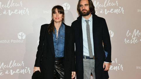 La noche de cine de Carlota Casiraghi y Dimitri: su primer posado tras la boda