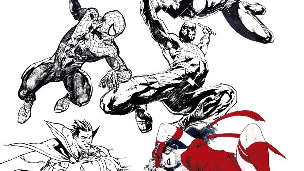 'Superhéroes con Ñ': los españoles que conquistaron la meca del cómic