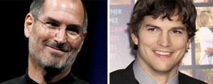 Foto: Ashton Kutcher será Steve Jobs en la gran pantalla