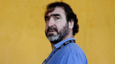 El fútbol no sólo se juega, también se piensa, ¿verdad, Cantona?
