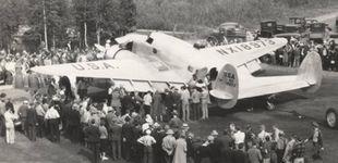 Post de La loca historia de la vuelta al mundo de Howard Hughes en 1938