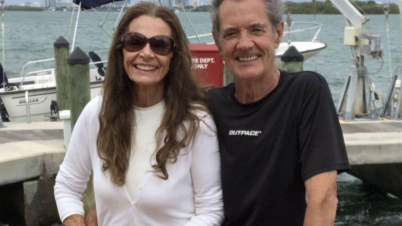 En la actualidad vive en Miami, con su mujer, Shura Hall. (Cortesía)