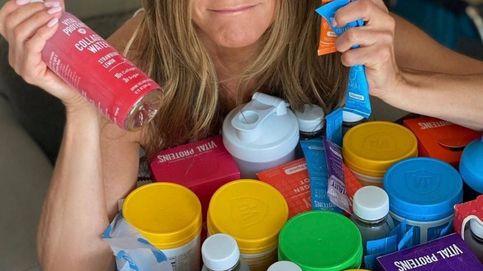 Jennifer Aniston vende complementos alimenticios para tener su cuerpazo