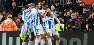Post de Leganés - Valladolid: horario y dónde ver en TV y 'online' La Liga