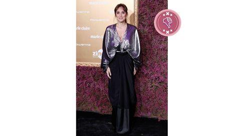 De Lourdes Montes a Tamara Falcó: las mejor y peor vestidas de los Marie Claire Fashion Prix