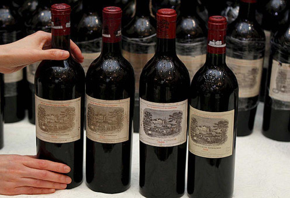 Foto: El vino español, ese gran ausente en las subastas