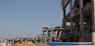 Post de Los huesos del Calderón: así desaparece (entre polvo y ruido) un estadio inolvidable