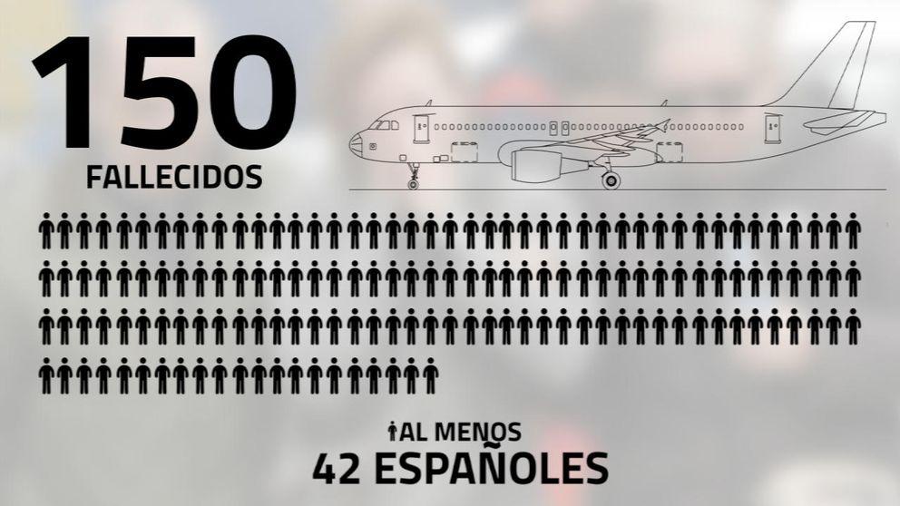 Accidente de avión en Francia: Los vídeos
