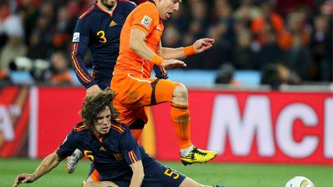 Robben, el genio que pudo tirarse al suelo y dejar a España sin el Mundial de Sudáfrica
