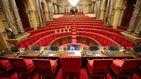 Siga en directo el pleno del Parlament aplazado