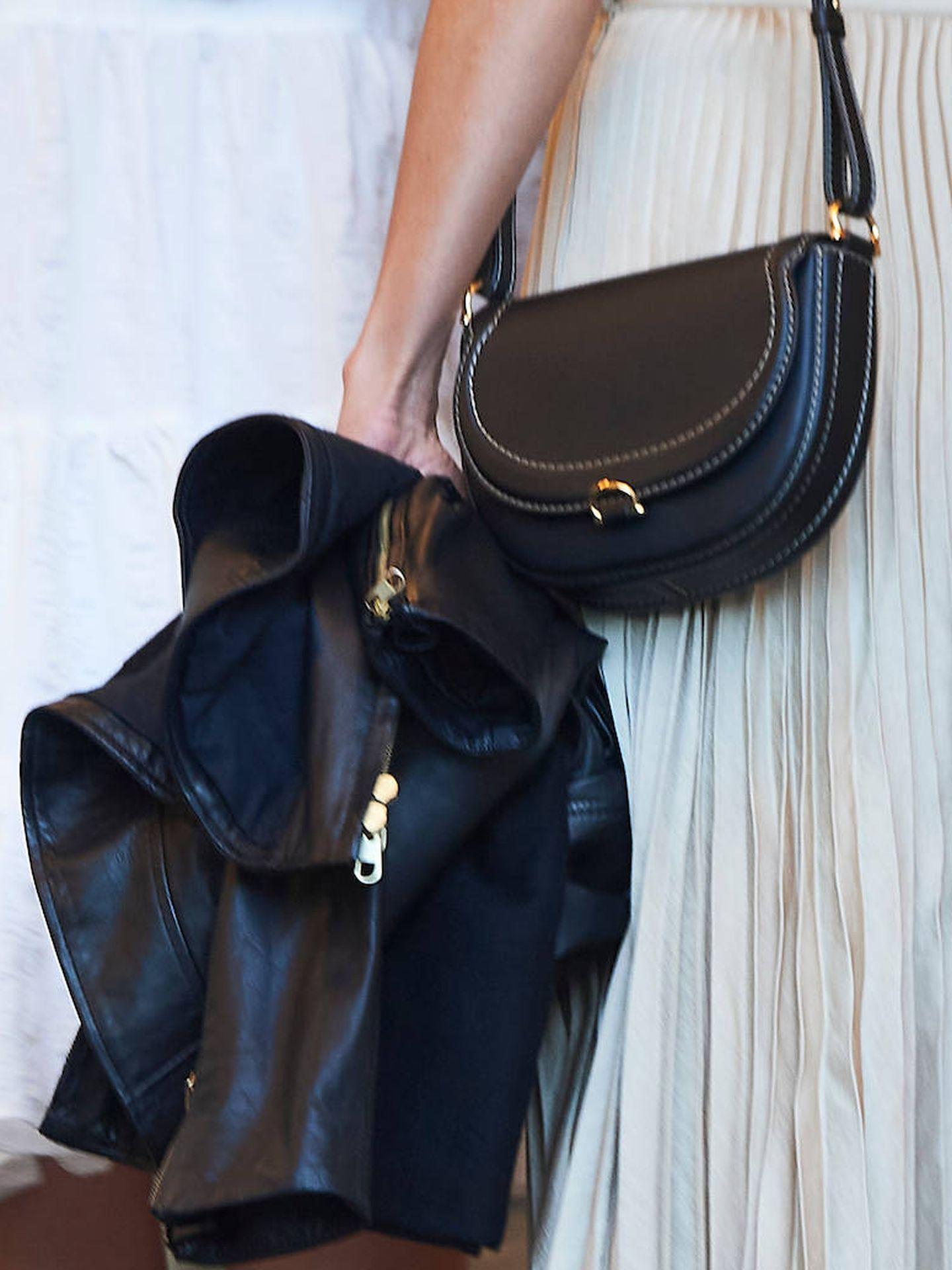 El bolso de CH Carolina Herrera. (LP)