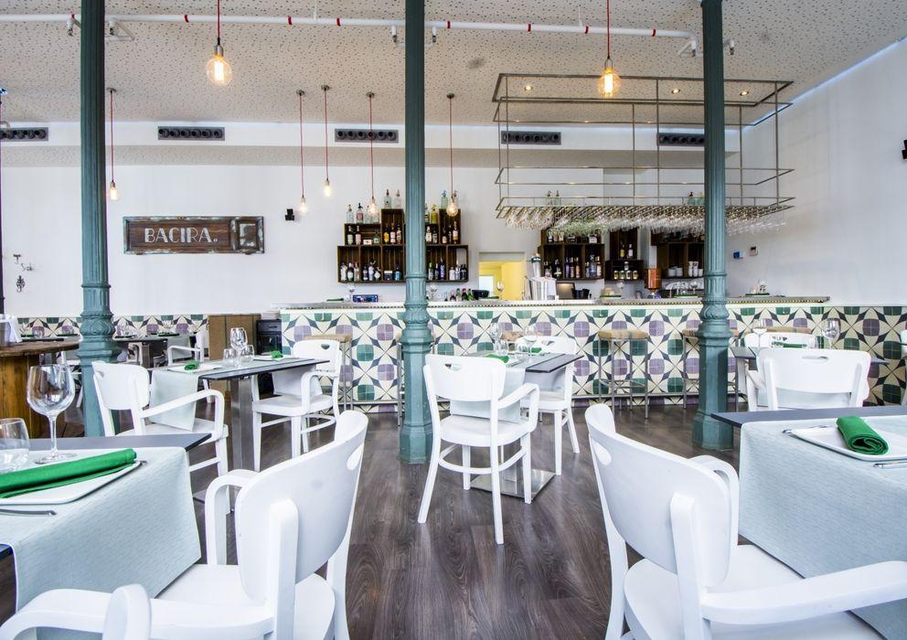 Foto: El restaurante Bacira, que abrió este verano en Madrid