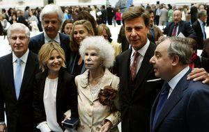 La Junta litigará 100 millones en impuestos de la herencia de Alba
