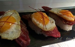 Nakeima, sorprendente 'street food' oriental en Argüelles