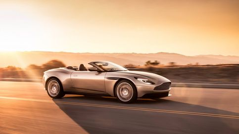 Volante, la marca de los descapotables de Aston Martin