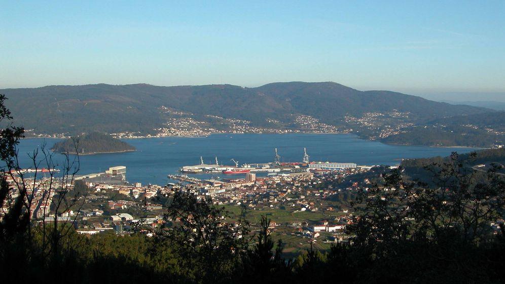 Foto: Imagen de archivo de la Ría de Pontevedra. (Wikimedia Commons)
