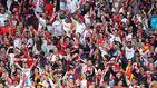 Sevilla - Real Valladolid: resumen, resultado y estadísticas del partido de LaLiga Santander