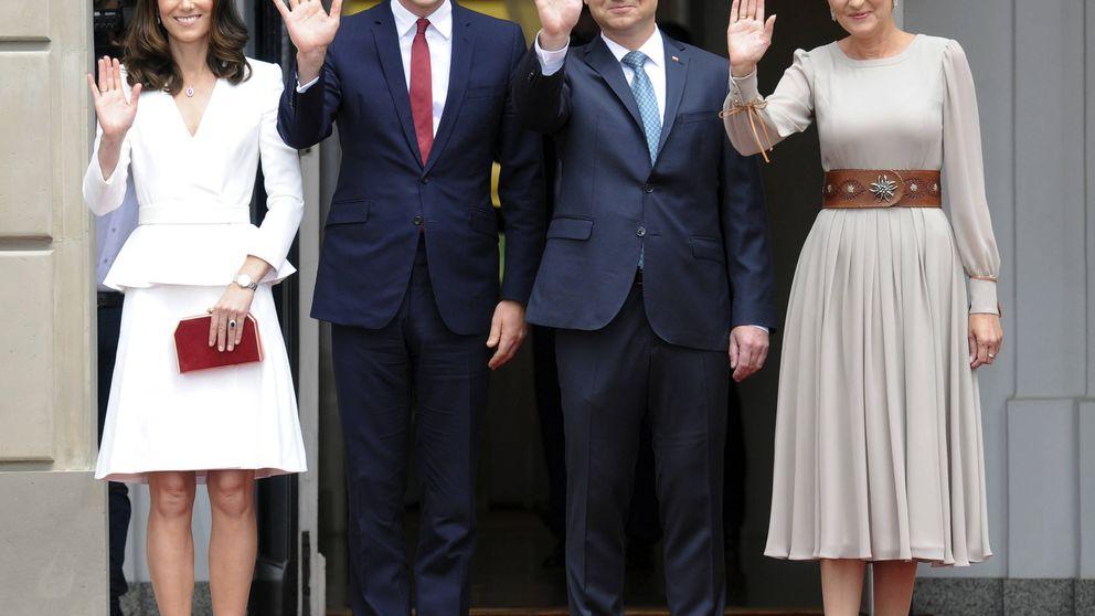 La maleta de Kate Middleton triunfa en su viaje a Polonia y Alemania: todas las fotos